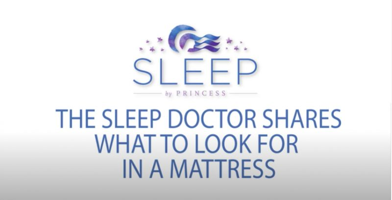 Dr Breus' tips on the perfect mattress