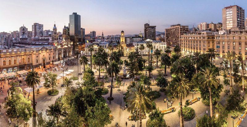 Plaza de Armas September