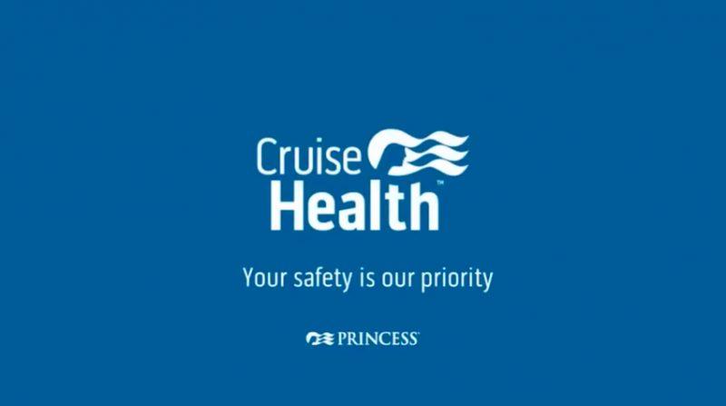 Princess onboard cruise health