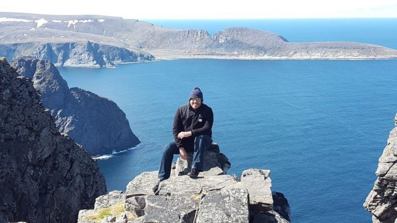 Enrique Santos North Cape