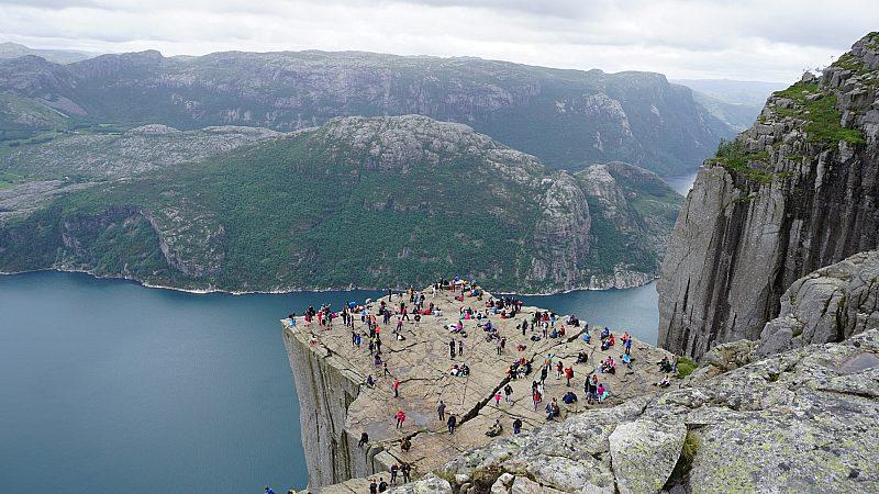 Pulpit Rock Norway hero