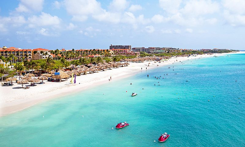 Aruba Eagle Beach Island