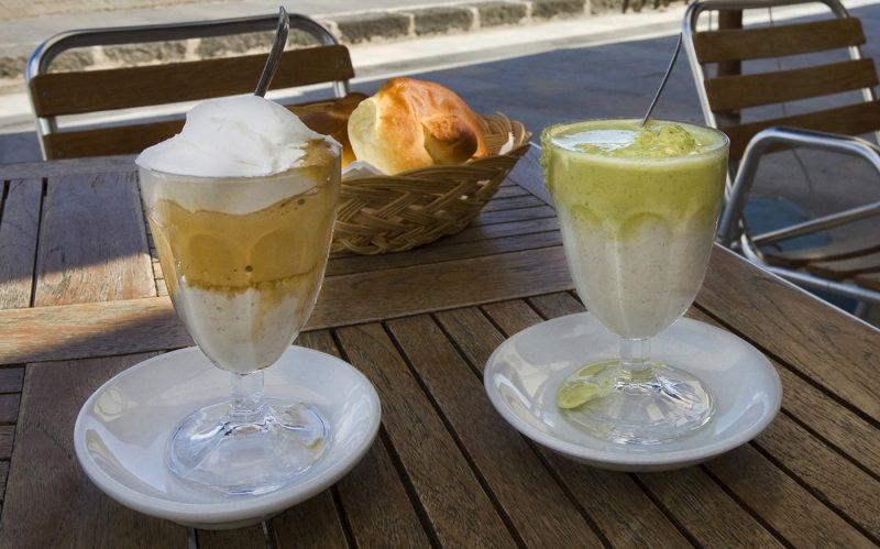 Granita Ice Cream