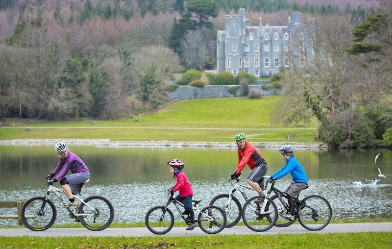 Castlewellan Mountain Bike Trail