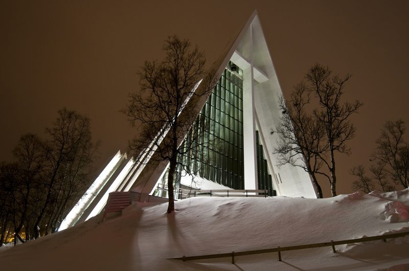 Norway Tromso Arctic Cathedral