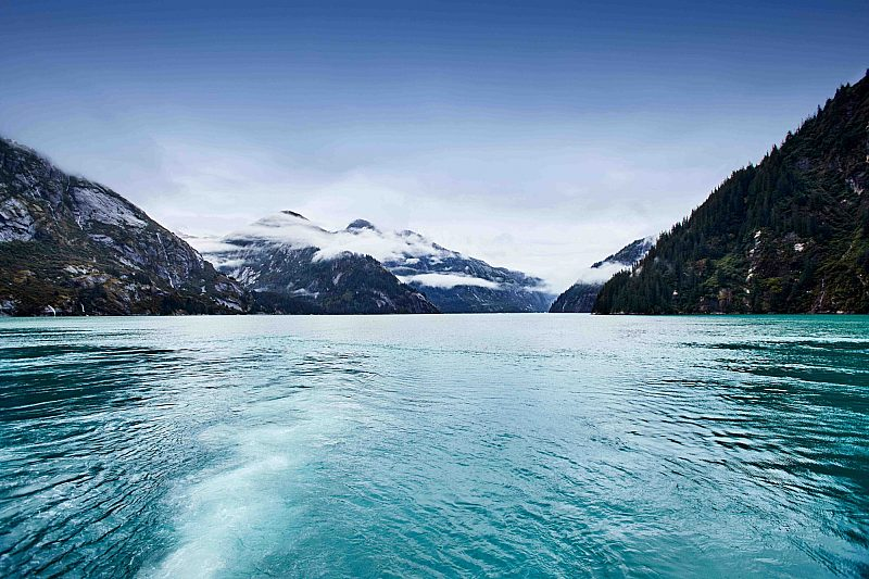 Alaska wake