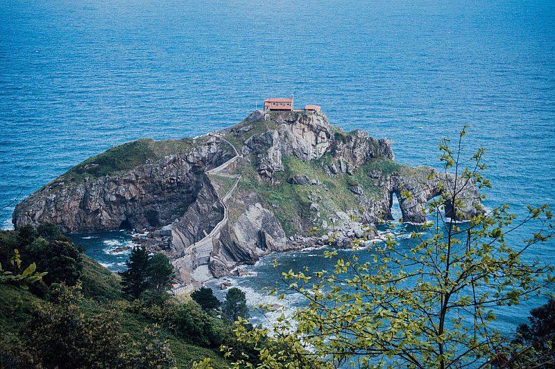 Bilbao Spain sea