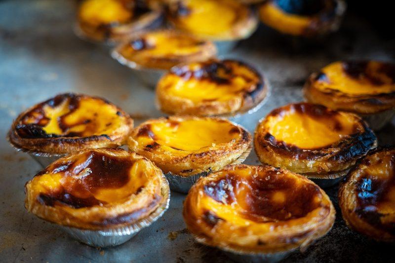 Pastel de nata – Portugal's much-loved custard tart