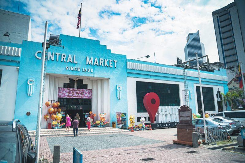 Central Market, Kuala Lumpur City Centre, Kuala Lumpur, Federal Territory of Kuala Lumpur, Malaysia