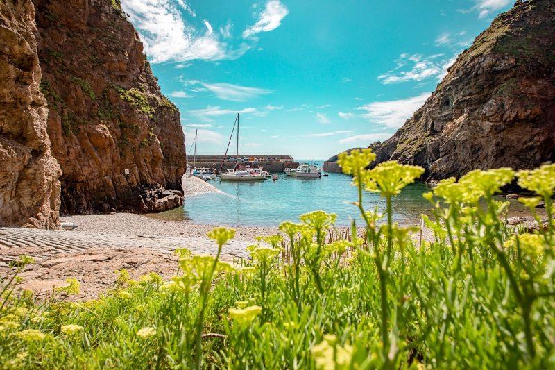 Creux Harbour, Sar