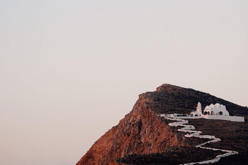 Folegandros hiking