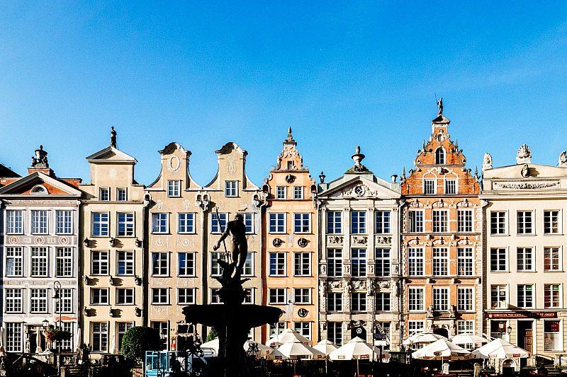 Gdańsk, Poland – Long Market, © Andrea Anastasakis