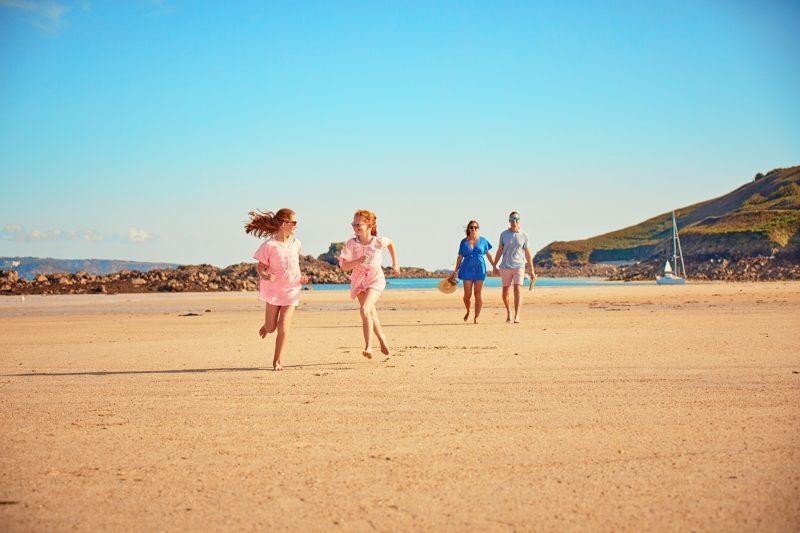 Guernsey Shell Beach