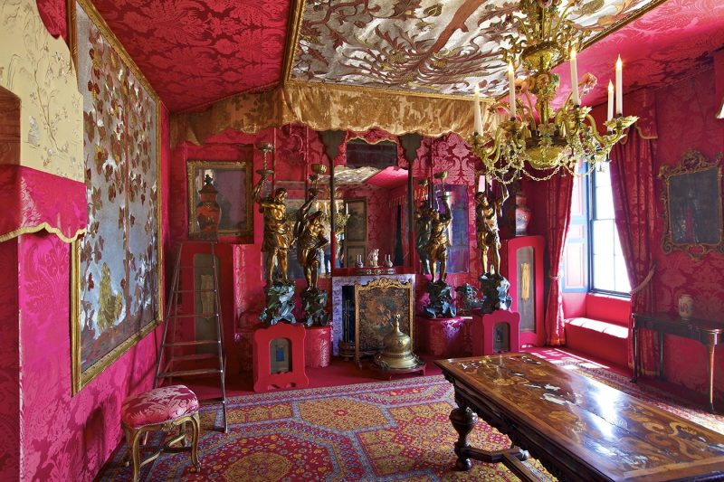 The Red Drawing Room, Hauteville House