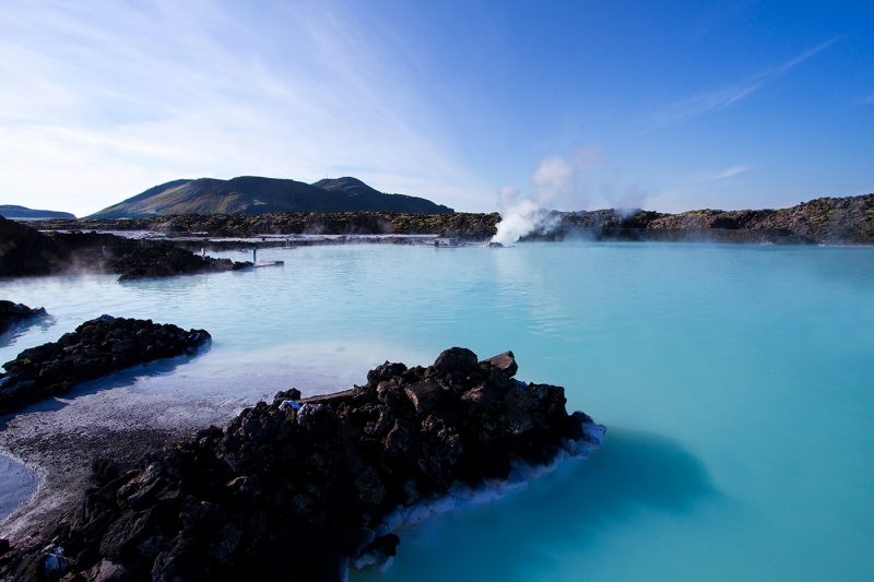 Reykjavik Blue Lagoon