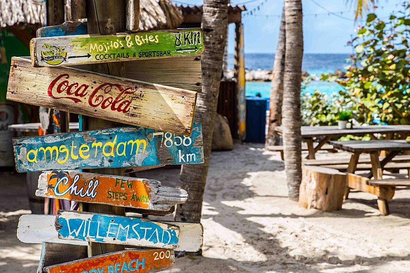 Mambo Beach Blvd Curacao