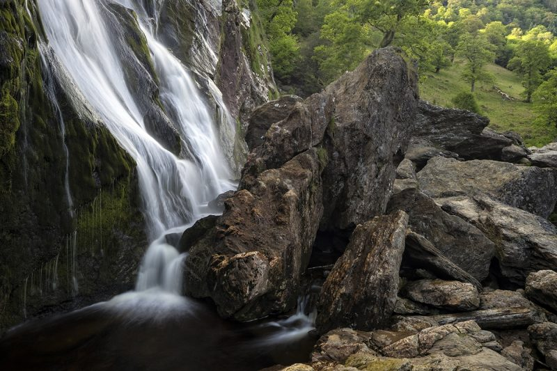 Powerscourt Waterfall Dublin
