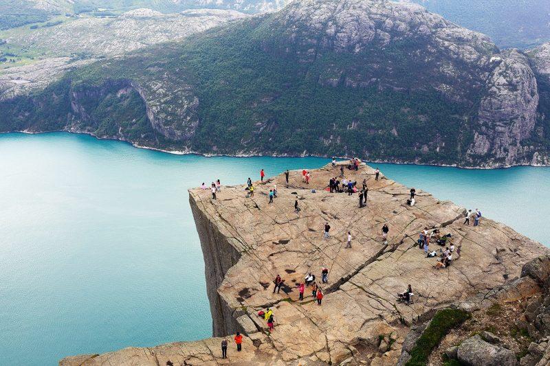 Pulpit Rock Hike Excursion