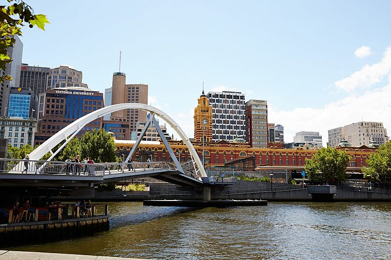 Southgate Bridge Melbourne