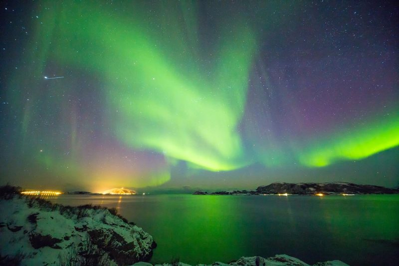 Tromso Northern Lightsa