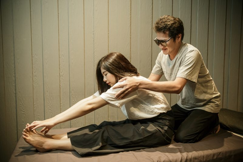 Watpho Thai Traditional Medicine School massage