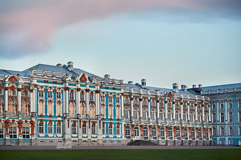 Winter Palace, St Petersburg