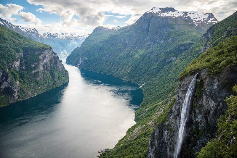 Norway Geirangerfjord