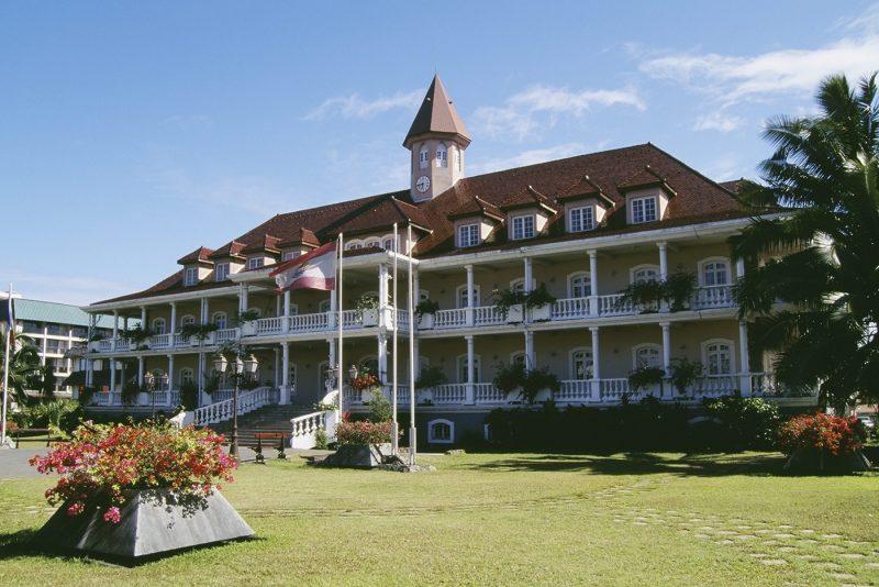 Papeete City Hall