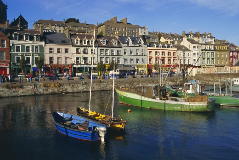 Cobh Harbour, Cork