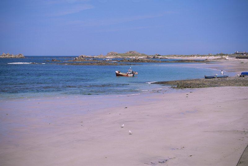 Guernsey Cobo Bay