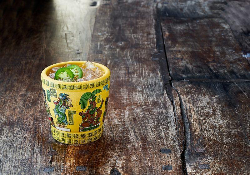Mayan Heat cocktail