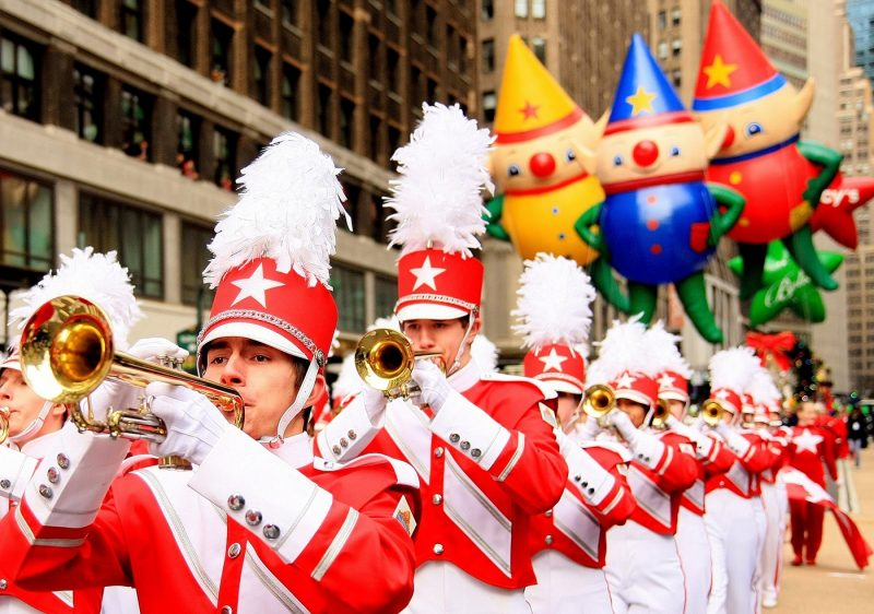 Macy's Great American Marching Band