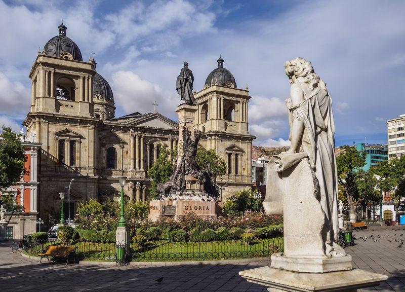 Cathedral de Nuestra Señora de la Paz