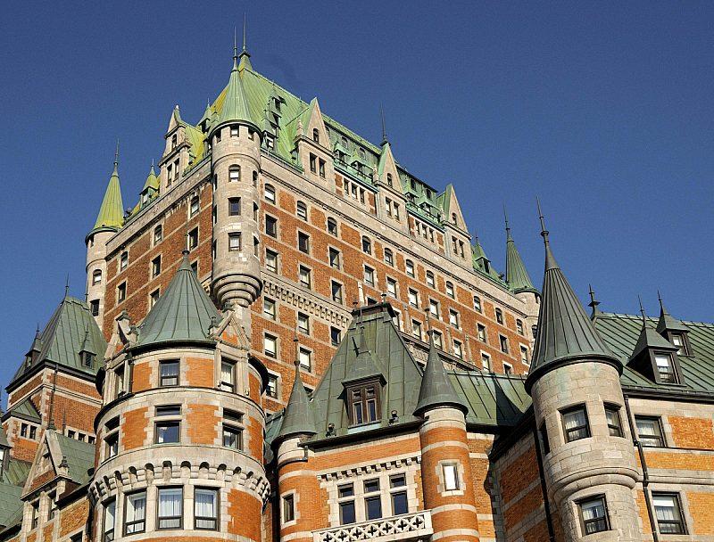 Hotel Fairmont Le Chateau Frontenac Quebec