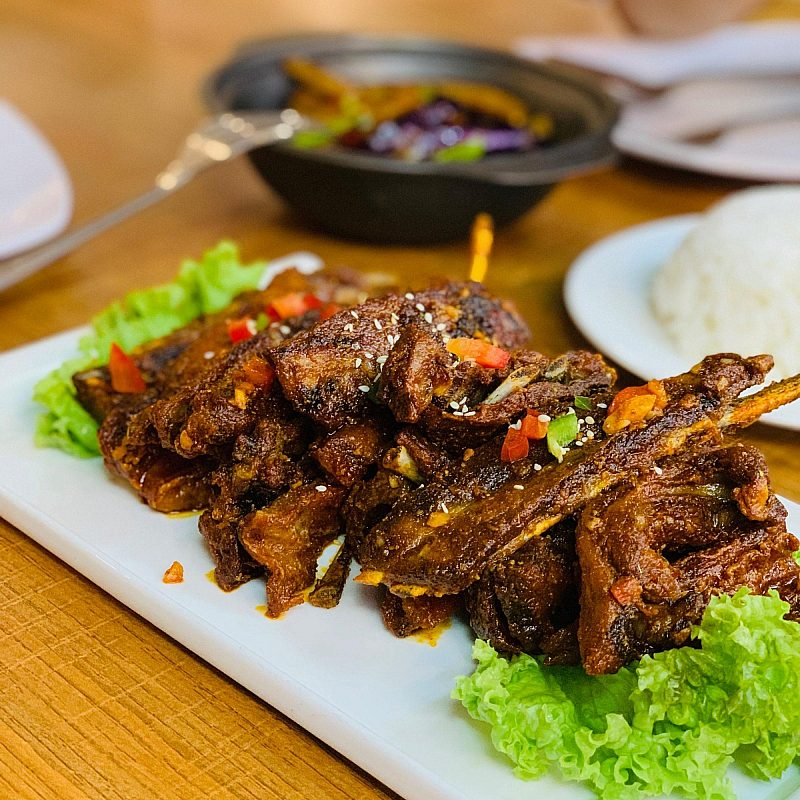 Amber Chinese Muslim Restaurant, Kuala Lumpur, Malaysia