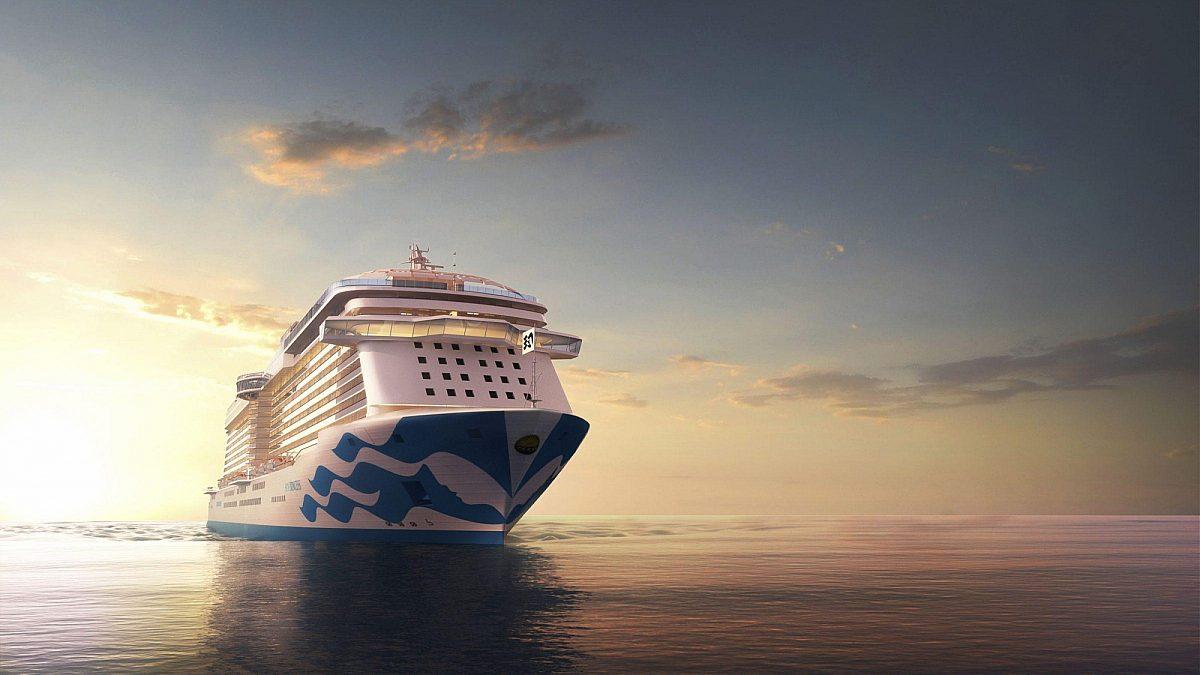 YP Ship at Sea Sky