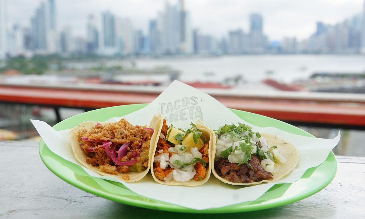 Panama City Tacos de Nata