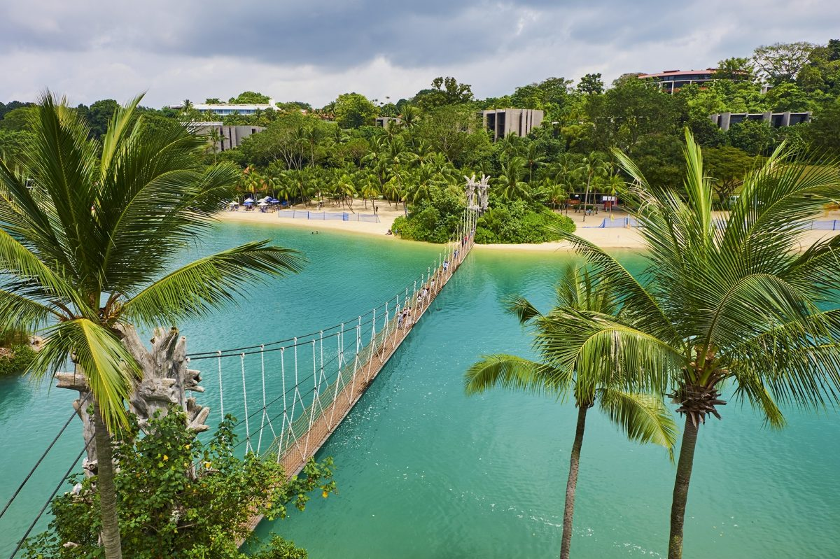 Palawan Beach, Sentosa, Sentosa Island, Singapore