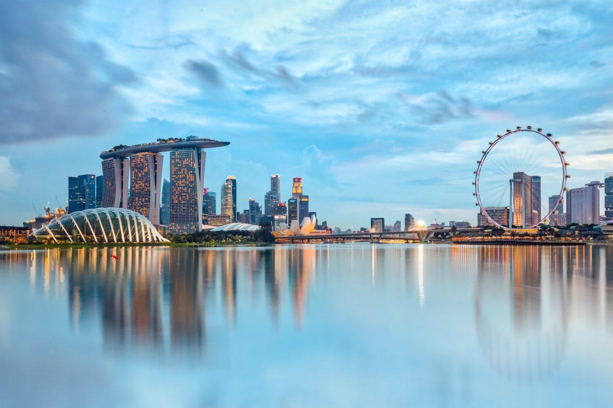 Singapore City hero
