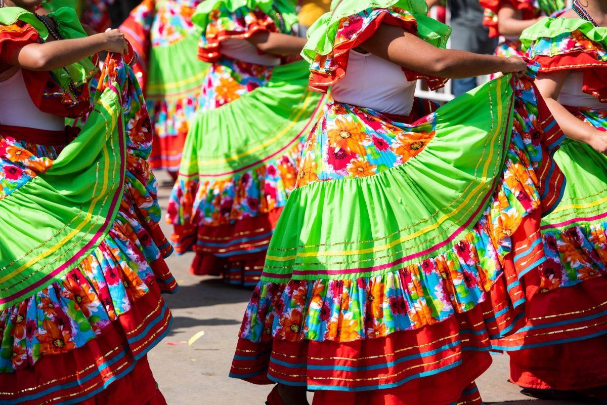 Colombian Carnival