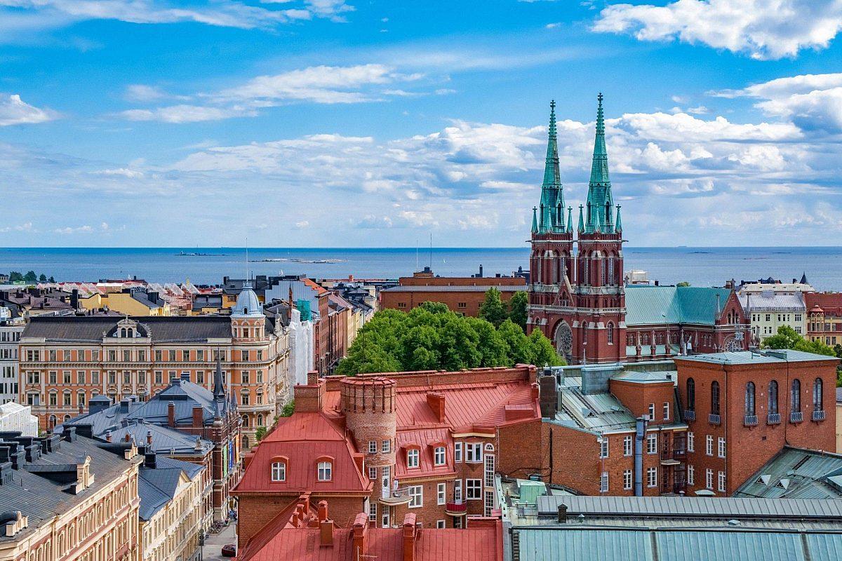 Helsinki Cityscape, Finland