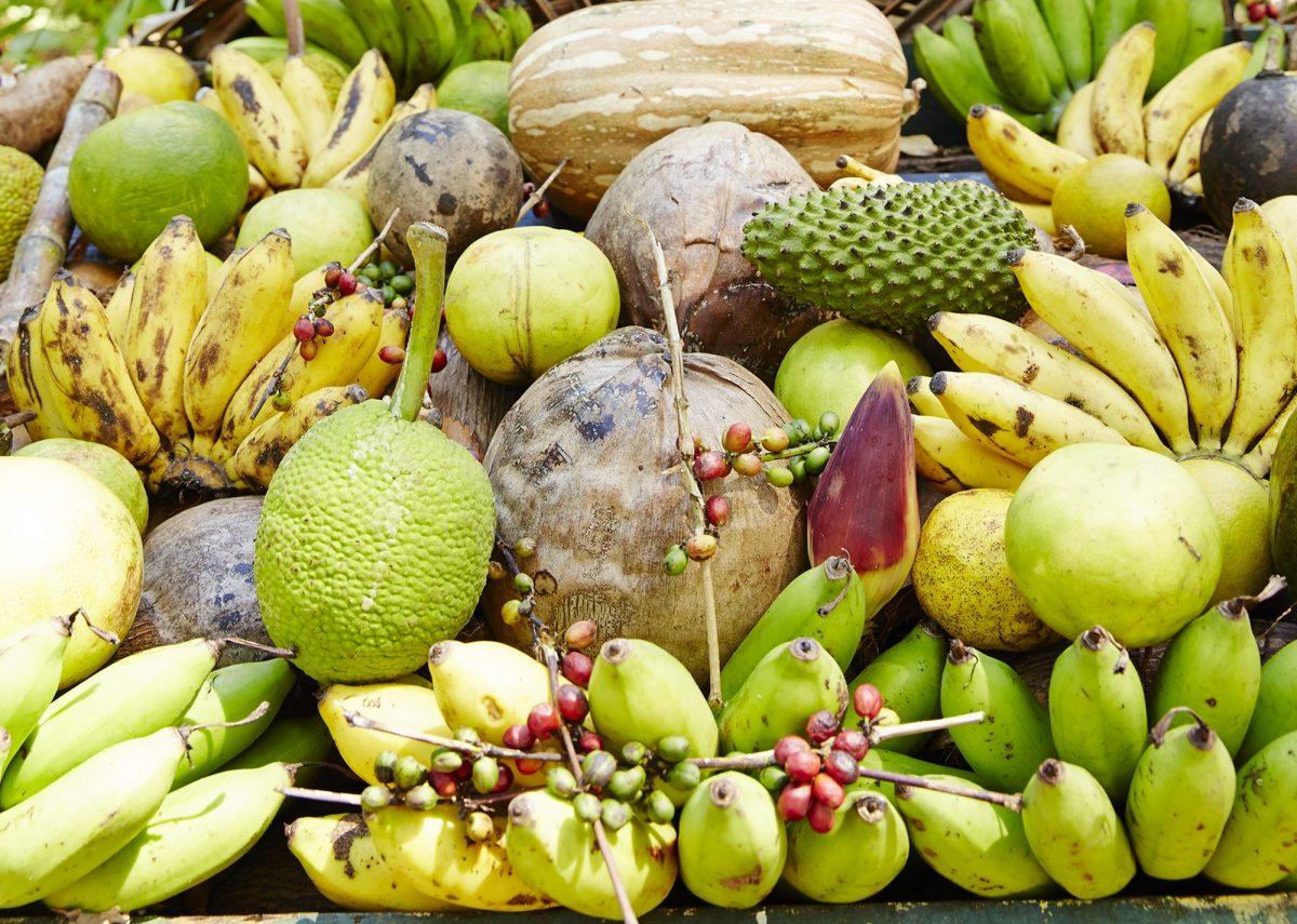 Selection of fruit, Ocho Rios