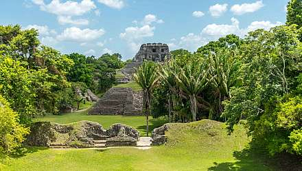 The Xunantunich Maya Ruins, Belize