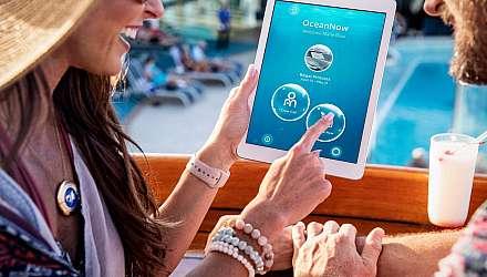 Ocean Now app