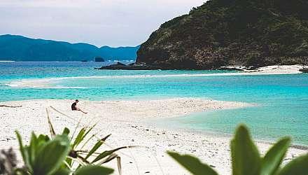 Zamami Island of Kerama Islands Japan